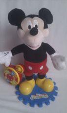 Adorable My 1st 'Mickey Mouse Story Teller' Official Disney Clubhouse Toy